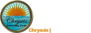 chryseis logo header